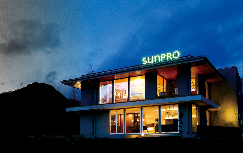 SUNPRO 建築設計